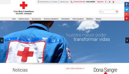 Cruz Roja Seccional Antioquia