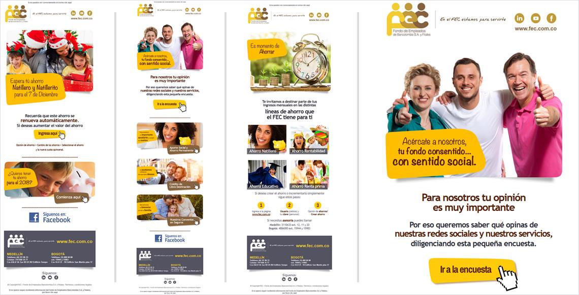 Fondo de Empleados de Bancolombia S.A. y Filiales