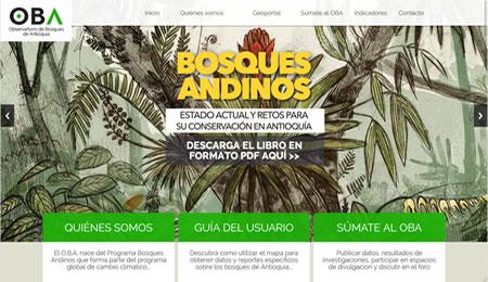 Observatorio de Bosques de Antioquia