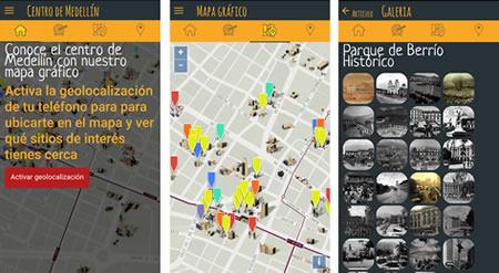 Centro de Medellín App