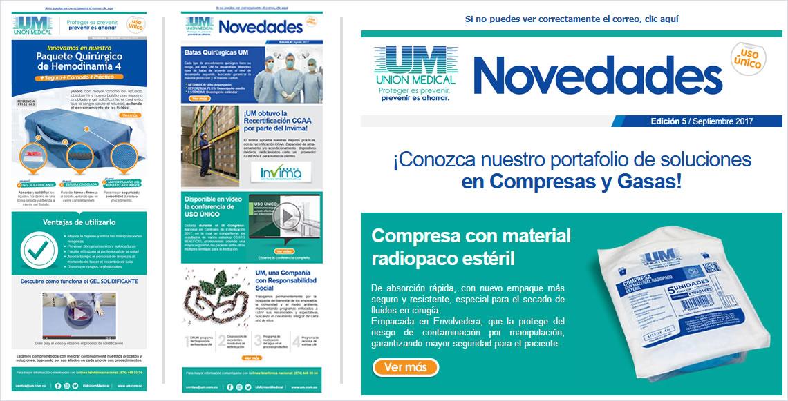 Union Medical - Boletín